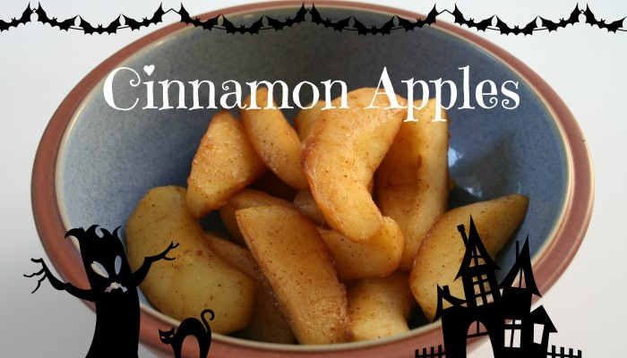 Cinnamon Apples :: Friday Foodie
