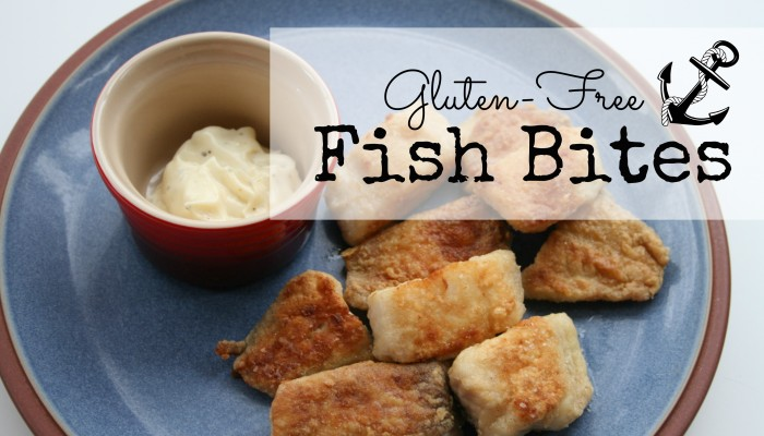 Gluten-Free Fish Bites :: Friday Foodie