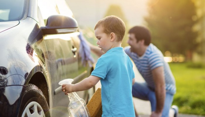 On Raising Boys :: Wednesday Wisdom