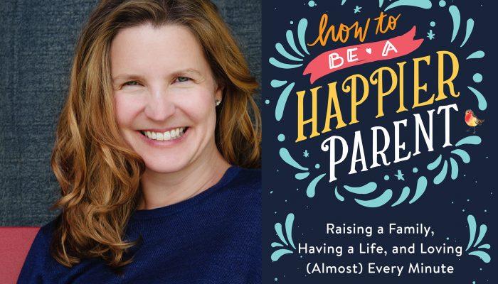 How To Be A Happier Parent :: Wednesday Wisdom