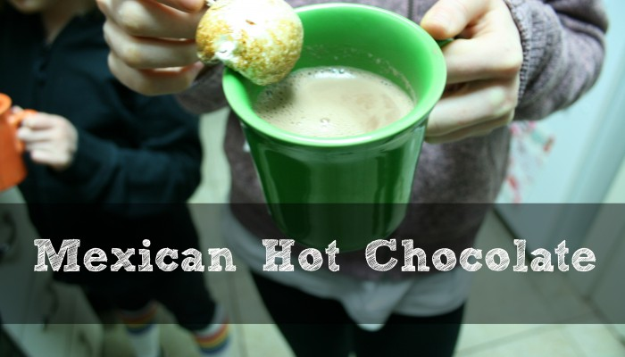 Mexican Hot Chocolate :: Friday Foodie