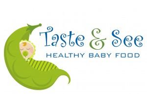 Taste & See logo