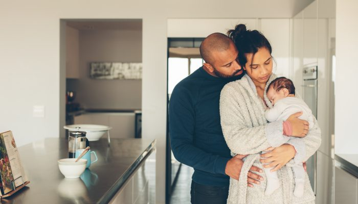 Hey there birth partner, I see you – 3 Tips for Navigating the Postpartum Period