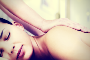 Prenatal massage therapy reduces stress