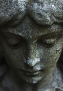 postpartum depression statue