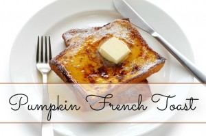 pumpkin french toast 2